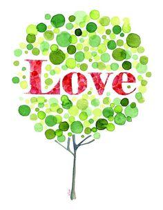 The loving tree  #tree