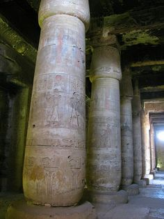 Temple of Seti I, Abydos, Egypt 2011