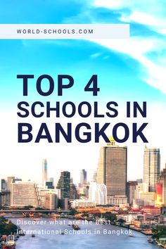 see the post to discover the best international private schools in Bangkok, Thailand, Asia! Best international schools in Bangkok including Nonthaburi, Watthana, Bang Kapi, International Education. Filter by fee, cost, curriculum, contact the schools directly or request our help