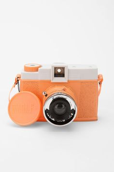 Pastel Camera : ) You won't get it confused for someone else's.
