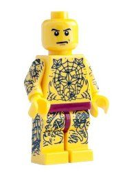 Awesome Tattoo Minifig $16 on http://www.minibigs.com/Ink-Enthusiast-Custom-LEGO-Minifigure/M/B001DRVS0K.htm