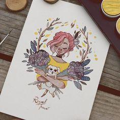 Вдохновляйся И Твори/Идеи Для Рисования   ВКонтакте