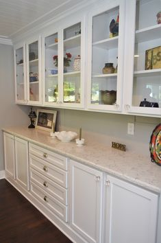 Haas Lifestyle Collection, Maple, White finish, Hometown door style Kitchen Cabinetry, White Cabinets, Kitchens, Doors, Lifestyle, Inspiration, Collection, Home Decor, Kitchen Cabinets