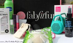 Summer Fab Fit Fun Box Review