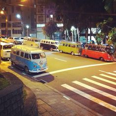 Kombi Parking only