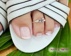 Dragonfly Toe Ring by toerings on Etsy, $8.00