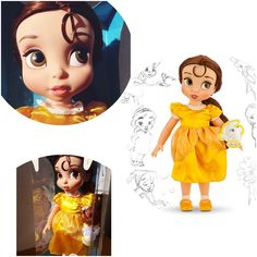 Belle Animators doll 2950 rubles