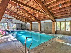 Pool. SquawValleyHomestead.com