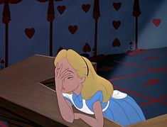 Ways We're All Like Alice | Our lives are filled with facepalm moments