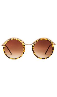 Shop for Spitfire A-Teen in Tortoise Shell & Gold at REVOLVE. Free 2-3 day shipping and returns, 30 day price match guarantee.
