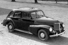OPEL KAPIAN MOTOR | 75 Jahre Opel Kapitän - Happy Birthday, Kapitän!