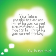 "Peanut Butter Cup Moment: ""Think (PBC Remix)"" - Change can happen if you change the way you think."