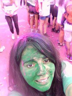 Beware the female hulk =))