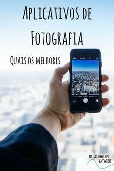 Aplicativos de Fotografia para Celular: Lista dos Melhores