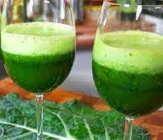 Receita do suco verde completo | Cura pela Natureza.com.br