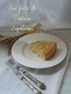 farina asse mattarello: Pastiera Napoletana