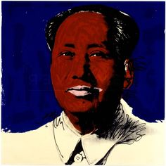 Warhol Mao Limited Edition Prints for sale/auction. Buy Pop Art, Original Paintings at Gallery Warhol Collection. Andy Warhol Pop Art, Andy Warhol Portraits, Roy Lichtenstein, Joan Miro, Matisse, Prints For Sale, American Artists, Art Day, Les Oeuvres