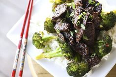 A sticky, caramelized crust coats this tender and fragrant garlic and ginger laden stir-fry of lean red meat. I prefer venison, but lean beef can be used if venison is not available to you. This healthy Asian-inspired solution to dinner is on the table in under a half hour making it an ideal meal for busy nights.