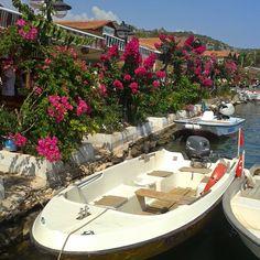 Kekova -Antalya Bugün günlerden... : Bugün günlerden, biz tatilden döndük V - Kekova