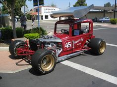 1967 Supermodified (#45)