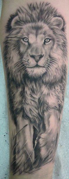 Realista Leão Tatuagem No Antebraço - #antebraço #leão #löwetattoo #löwetattooarm #löwetattoobedeutung #löwetattoobrust #löwetattoofrau #löwetattoomitkrone #löwetattoovorlage #löwetattoos #Realista #tatuagem