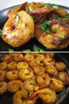 The Simplest and Best Shrimp Dish 21 Savory Cast Iron Skillet Dinner Recipes Cast Iron Skillet Cooking, Iron Skillet Recipes, Cast Iron Recipes, Skillet Dinners, Skillet Food, Vegetarian Recipes Dinner, Dinner Recipes, Dinner Ideas, Vegetarian Camping
