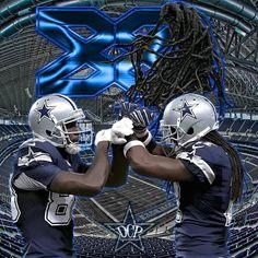 "@dezbryant @d_harris17 @throwupthex ""Dread The X"" #DreadTheX #ThrowUpTheX #DredTheDreads #DezBryant #DwayneHarris #ThrowItUp #DallasCowboys #CowboysNation #CowboysFootball #DallasCowboysPix #DallasCowboysNation #YayYay #88 #17"