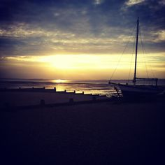 Whitstable in August