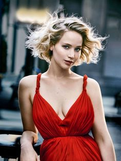 """Jennifer Lawrence would like to ditch our plans. She doesn't know who you are! She does not make it clear what her political view is but she's probably Republican. On a mean day, Courtney generates messes that her husband has to clean up. """"And, in addition to that, Jen is eager to become pregnant ."""