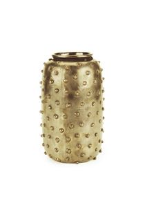 handcrafted in the USA, kelly wearstler, brass vase, luxe