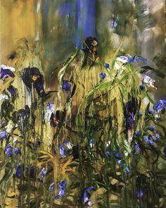 "83 aprecieri, 1 comentarii - BMR -🎨 painter (@bogdanmihairadu) pe Instagram: ""#flowers #flowerlovers #garden #summer #mywork #modernart #contemporaryart #painter…"" Painter, Modern Art, Contemporary Art"
