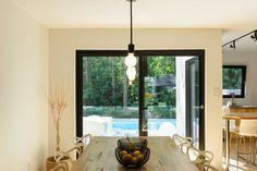 Modern Space - Dining room / SALLE À MANGER - Design Samira Thameur- Longueuil/Quebec