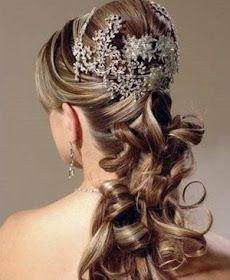 Beleza: Penteados de noivas