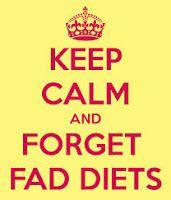 New post - The Myths & Truths of Fad Diets #amandaglass #mandigirllosingit