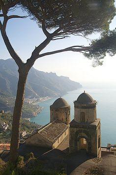 Villa Rufolo at Revello, Amalfi Coast