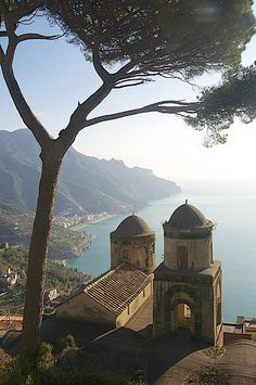 Villa Rufolo at Revello, Amalfi Coast