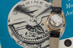 Vintage-Uhr Longines
