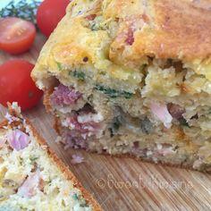 Cake salé au jambon et au morbier : la recette facile