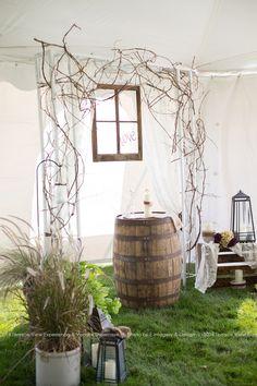 2014 Terrace View Experience & Vendor Showcase  | Florist: Rustic Luminations by KT | Photo:  E Imagery & Design www.eimagerydesign.com/
