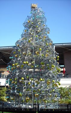 Creative Christmas Trees | Flooring hunter shopping carts