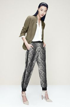 Trouvé Blazer, Shirt & Pants  available at #Nordstrom