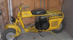 1962 Cushman Trailster presented as Lot F245 at Las Vegas, NV