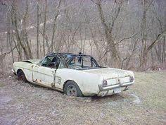 66' Mustang Convertible
