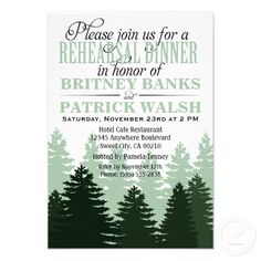 36 best Enchanted Forest Wedding Invitations images on Pinterest ...