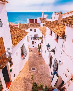 Altea, Spain Miguel Angel, Malaga, Beach Village, Spanish Towns, Madrid, Andalucia Spain, Fortification, Cathedral, Places To Go