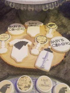 Fabulous Game of Thrones Baby Shower decorations, Fabulous Game of Thrones Baby Shower ideas, Fabulous Game of Thrones Baby Shower theme, invitations, games Baby Shower Favors, Baby Shower Cakes, Shower Party, Baby Shower Parties, Baby Shower Themes, Baby Shower Decorations, Shower Ideas, Baby Shower Candy Table, Shower Gifts