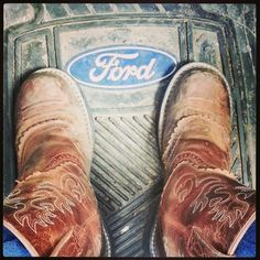 just a simple Ford girl