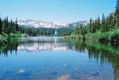 Mammoth Lake, California; photo by: Dawn Harrison