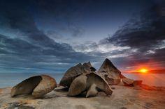 Remarkable Rocks, Kangaroo Island, SA