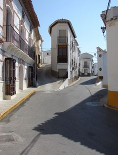 Velez Blanco in Almeria, Spain. Great little town to visit, the narrow lanes and castle make it a good to visit.